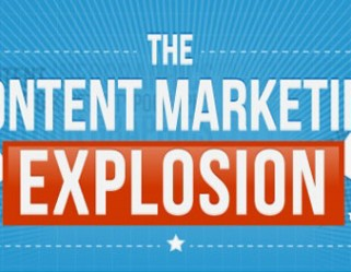 Are You Tapping in to the Content Marketing Explosion?