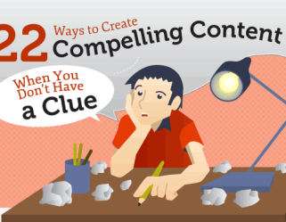 22 Ways toCreate Compelling Content Infographic