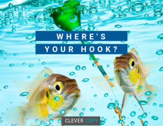 Where's your hook?
