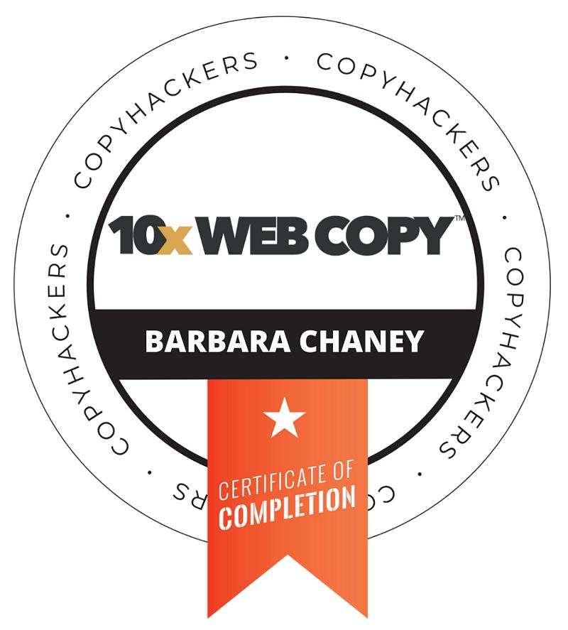 10x web copy graduate