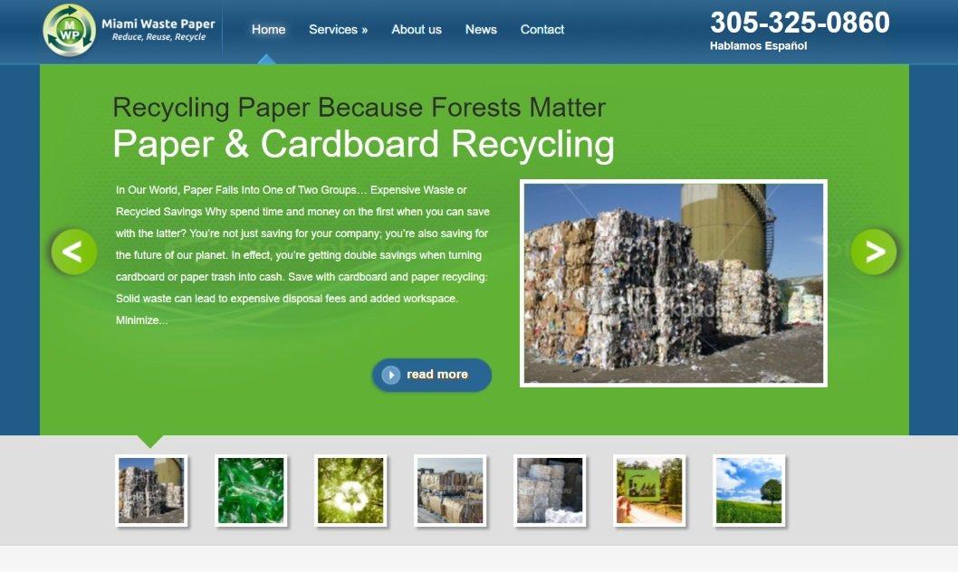Small business website copywriting